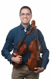 Rafael Videira - Violin and Viola Instructor - Viola Player